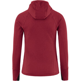 Klättermusen Huge Hoodie Women burnt russet